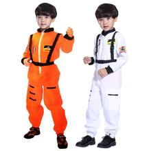 New Childrens Party Game Astronaut Costume Role-playing Halloween Carnival Dressing Ball Boy Rocket