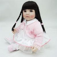 50cm Silicone Reborn Baby Doll Toys Lifelike