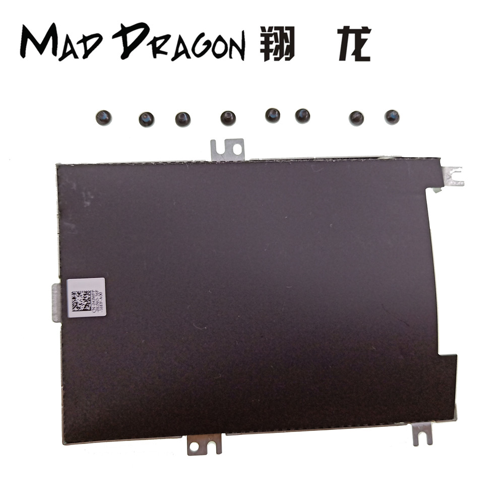 MAD DRAGON Brand Laptop Bracket SATA HDD <font><b>Hard</b></font> <font><b>Drive</b></font> Bracket Caddy for <font><b>Dell</b></font> Latitude 5470 <font><b>E5470</b></font> ADM70 AM1FD000100 04JMFP 4JMFP image