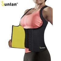 Junlan Women Workout Slimming Tops Neoprene Sauna Vest Female Corset For Weight Loss Body Control Shapewear