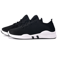 OLOME 2019 Casual Men Shoes Summer Sneaker Breathable Casual Mesh Shoes
