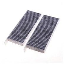 Фильтр салона для 2012 peugeot 3008 1.6L, Citroen C4 Picasso/DS5 2.0L, BERLINGO. Для PEUGEOT 5008 PARTNER Tepee 6447.XG