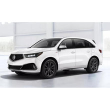 Car Led Interior Lights For 2019 Acura MDX Dome Door vanity mirror Glove Box Trunk License Plate Light bulbs for cars 10pc 10pc tags door