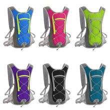 5L Открытый спорт воды Рюкзак Подняться Кемпинг бег Велоспорт Верблюд Сумка для складной сумки гидратации емкость для жидкостей