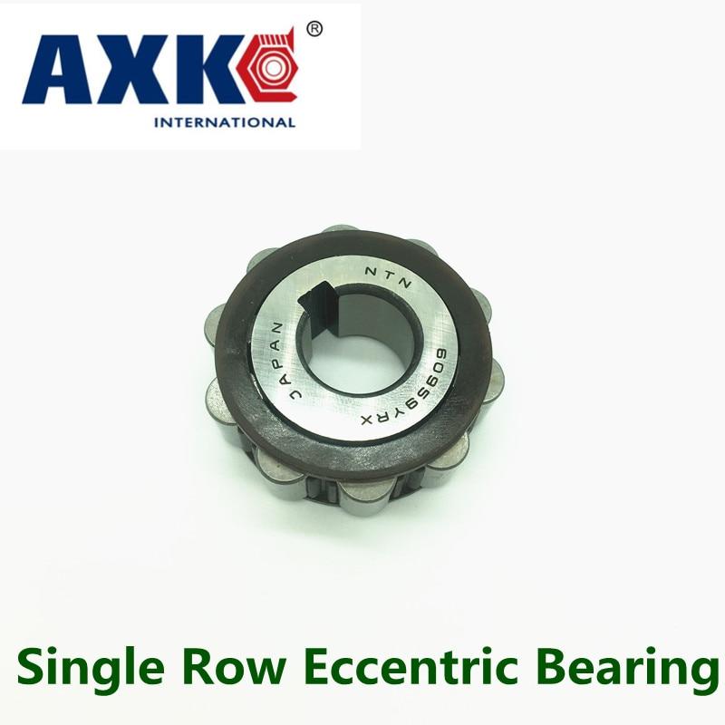 NTN single row eccentric bearing 6102529 YRX single row eccentric bearing nylon cage60uzs87