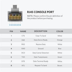 Image 2 - Ugreen USB כדי RJ45 קונסולת כבל RS232 סידורי מתאם עבור סיסקו נתב 1.5m USB RJ 45 8P8C ממיר USB קונסולת כבל