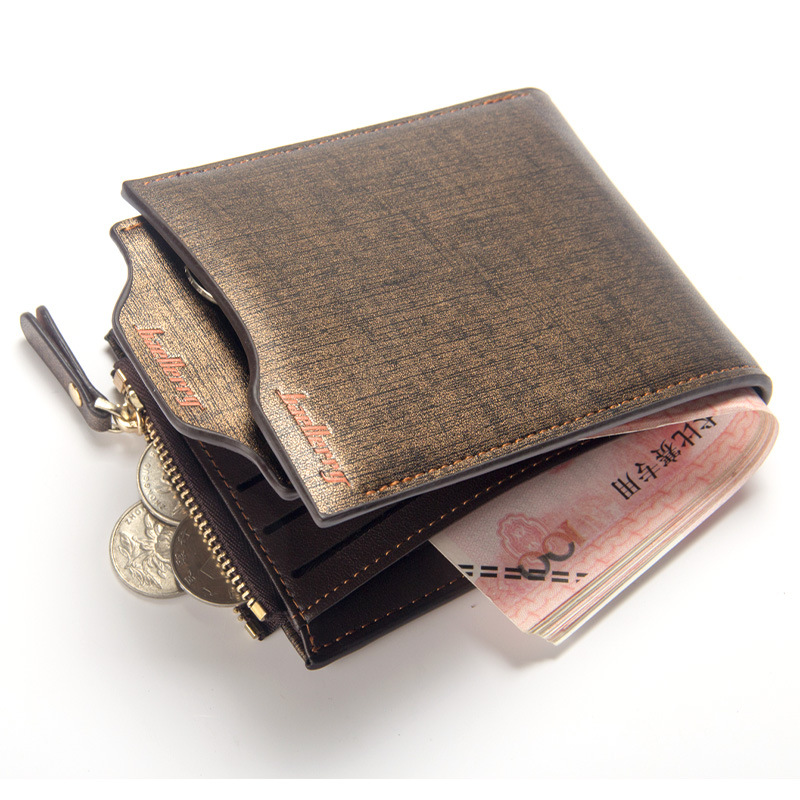 Baellerry men brief paragraph multi-function card wallet youth more Card Holder leisure wallet packet driver's license wallet baellerry 2015 c08 5