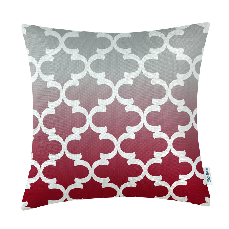 Almohada de Cojín CaliTime Cuadrada Almohada para el Hogar Sofá - Textiles para el hogar