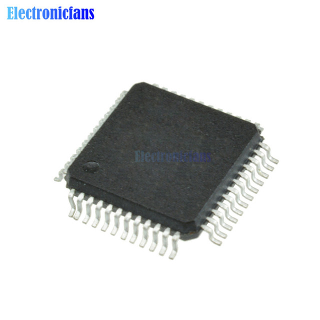 US $1 31 11% OFF|STM32F103C8T6 STM32F103C8T6TR STM32F103 LQFP 48 32 bit MCU  ARM IC With Flash for STM32 In Stock -in Integrated Circuits from