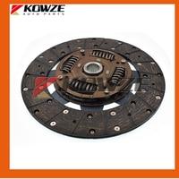 Clutch Disc For Mitsubishi PAJERO MONTERO III 3rd 3.2D 4M41 2000 2006 MR553643