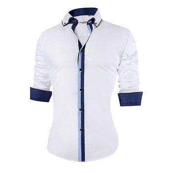 Slim Fit Cotton Formal Shirt