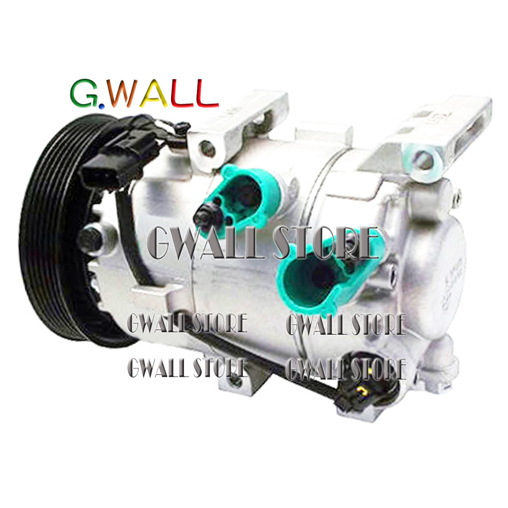 New Ac Compressor For Hyundai ix35 Tucson For Kia Sportage 1 6 10 11 Air Compressor Hyundai 8FK351001311 977012Y600 97701 2Y600 in Air conditioning Installation from Automobiles Motorcycles