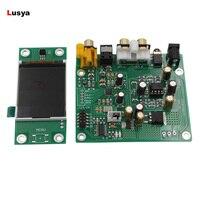 ES9038 Q2M DAC DSD Decoder Support IIS DSD 384KHz Coaxial Fiber DOP For hifi Amplifiers Audio Amplificador B2 001