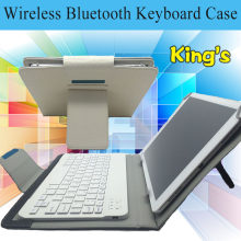 "Draadloze Bluetooth Toetsenbord Case Voor CUBE i6 9.7 ""Tablet, Keyboard Case Voor CUBE i6 Air 3G/i6 Air 3G Dual Boot Met 4 Geschenken(China)"
