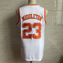 eb27fc274 Newst  23 Khris Middleton Texas College Basketball Jersey Embroidery  Stitched Customize any size and name