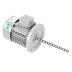 Image 2 - 220/380V KL 370 Three Phase Motor 370W Aluminum Alloy Housing 3 Phase Motor 1400rpm