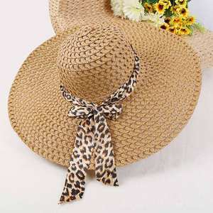 a8db81e0739 BTLIGE Women Beach Hat Lady Cap Summer Sun Straw Hat