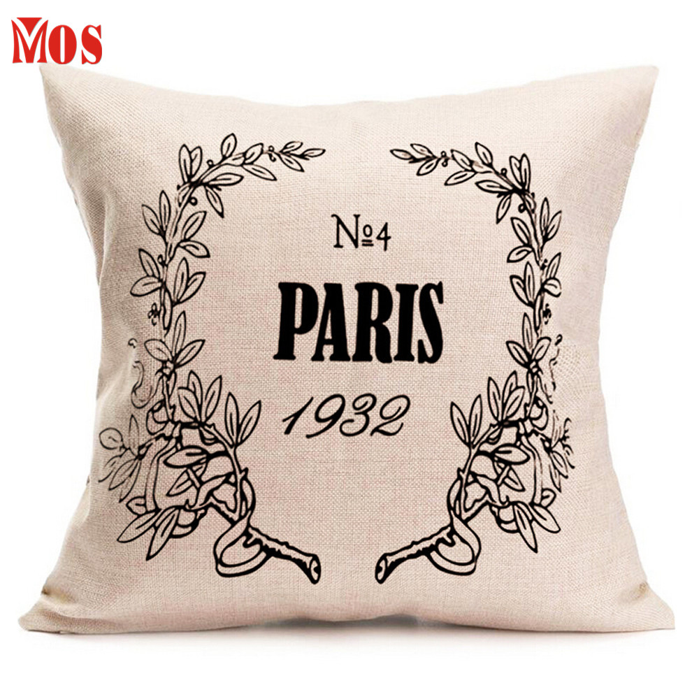 ag 24 mosunx business 2016 hot selling love letter square pillow cover cushion pillow zipper closure