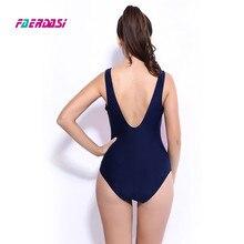 stitching patchwork professional one piece bathing suit racing swimsuit training swimwear backless monokini