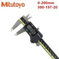 Mitutoyo Digital Vernier Calipers 0 150 0 300 0 200mm LCD 6 12 8In Calipers Micrometer