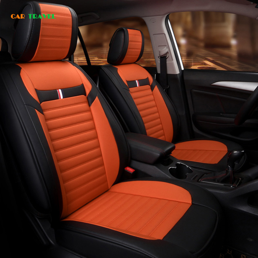 Audi A4 B5 Interieur Us 117 72 46 Off Car Travel Pu Car Seat Cover Leather For Audi A4 B5 Q5 Toyota Kia Auto Driver Seat Cushion Covers Universal Interior Accessories In