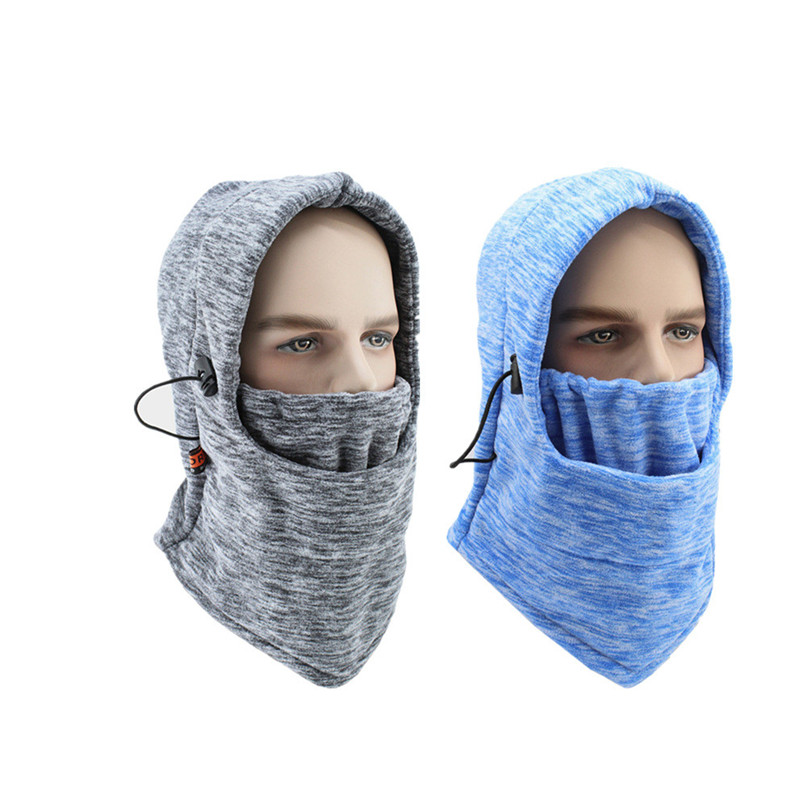Ski mask Skiing Bibs Outdoor Sports Headgear Warm Scarf Cation Fabric Hat Tactical Mask Cycling Face Mask Bicycle riding cap #2s (3)