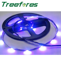 Full Colors RGB 30 60 120 LED Strip Light DC 5V USB Pixel Strips Lighting Indoor and Outdoor Christmas Decoration Lamp