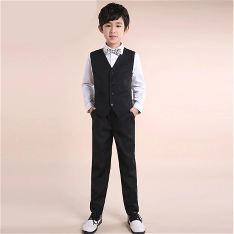 Fashion baby boys suit kids blazers boy suit for weddings prom formal spring autumn wedding dress boy suits Horse clip suit 032 hot sale top quality baby boys spring autumn casual blazers jacket wedding suits for boy formal children clothing kids prom suit