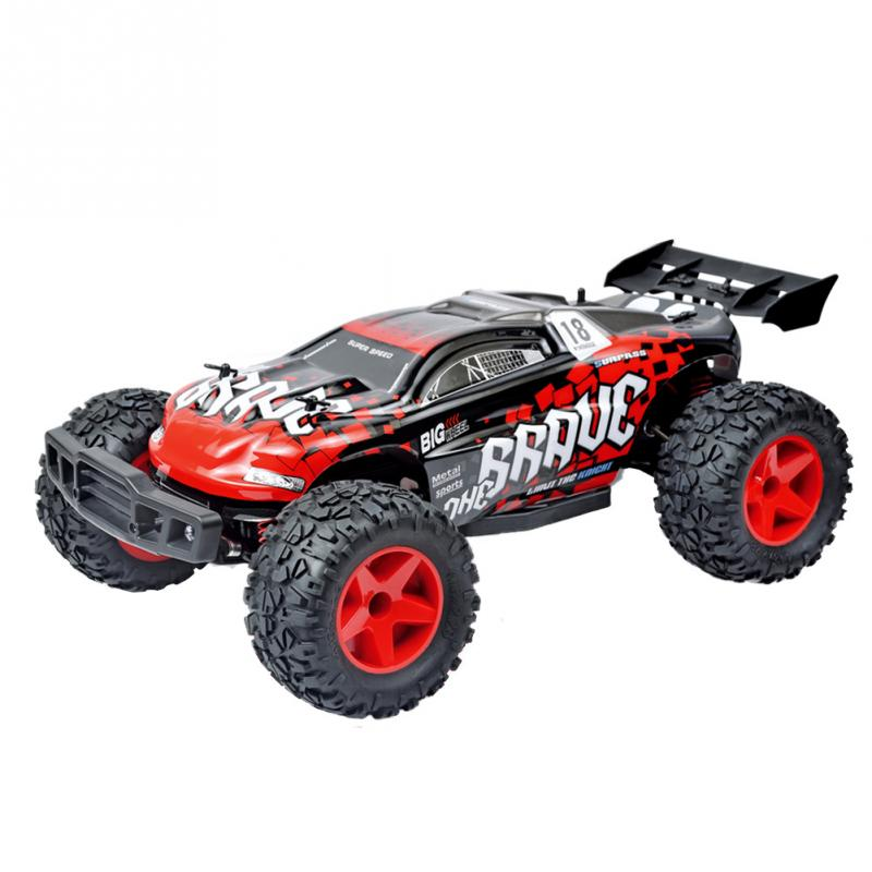 2018 RC Racing Car 1/12 Scale 7.4V 2.4GHz Four-Wheel High Speed Remote Control 1:12 Model Car Toys Vehicle Anti-collision Design