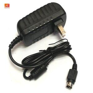 Image 5 - الاتحاد الأوروبي محول الطاقة 12V 2A 4 دبوس ل Hikvision فيديو مسجل 7804 7808H SNH cwt KPC 024F DVR NVR الطاقة محول شاحن