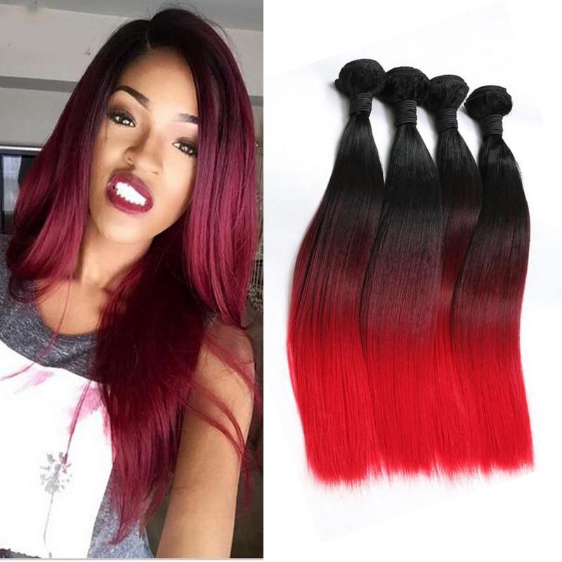Unprocessed Formula Hair 4 Pcs Brazilian Kinky Straight Hair