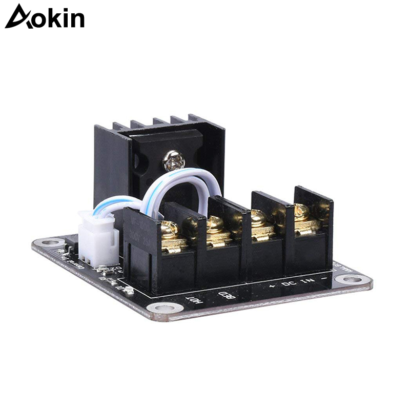 Buy Cheap 3d Printer Board High Power Heat Bed Module Mos Tube Power Expansion Board High Current Load Accessories Harmonious Colors Integrated Circuits Active Components