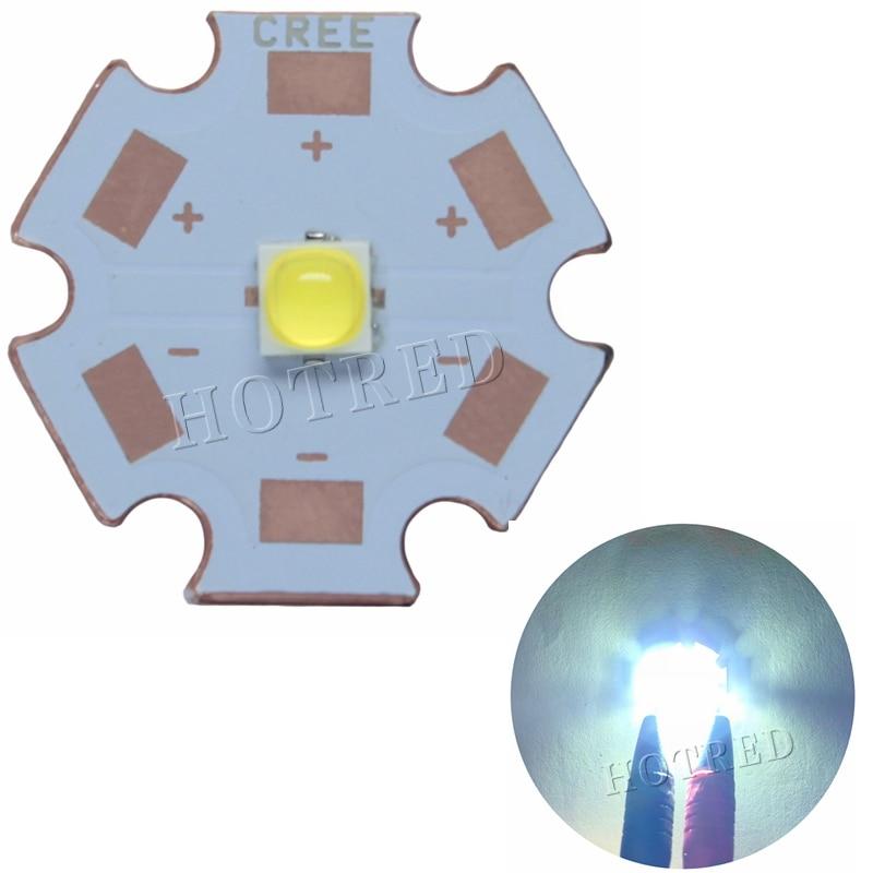 OSRAM 10W 12W 3535 Cold White 6500K LED Emitter Can Replace XPL HI XPL2 Diode For Spot Light/Flashlight Part  High Power LED