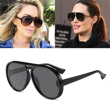 JackJad 2018 Fashion Vintage Classic Aviation Style Gradient Sunglasses Women