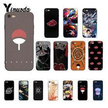 Yinuoda Hokage Naruto Kakashi Japanese anime Luxury Unique Design PhoneCase for iPhone 8 7 6 6S 6Plus 5 5S SE XR X XS MAX
