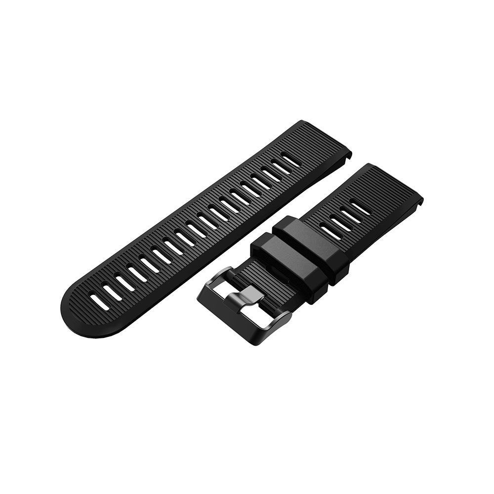 26MM Wrist strap for Garmin Fenix 5 5X Plus silicone wristband For Garmin Fenix 3 3 HR smart Replacement Quick release watchband in Watchbands from Watches