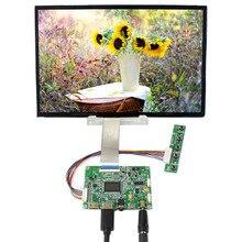 """HDMI وحدة تحكم بشاشة إل سي دي مجلس مع 10.1 """"VVX10T025J00 2560X1600 IPS LCD شاشة"""