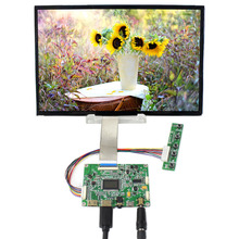 "HDMI LCD Controller Board With 10.1"" VVX10T025J00 2560X1600 IPS LCD Screen"
