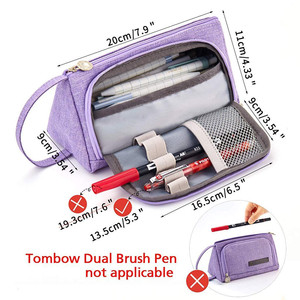 Image 2 - Big Capacity Girl Storage Bag Travel Organizer Cosmetic Storage Bags Portable For Travel Handbag Orgnazer Makeup Storage 2019