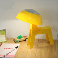modern fashion ABS horse adjustable led table lamp eye protection for children novel creative kid's present desk lamp 1978