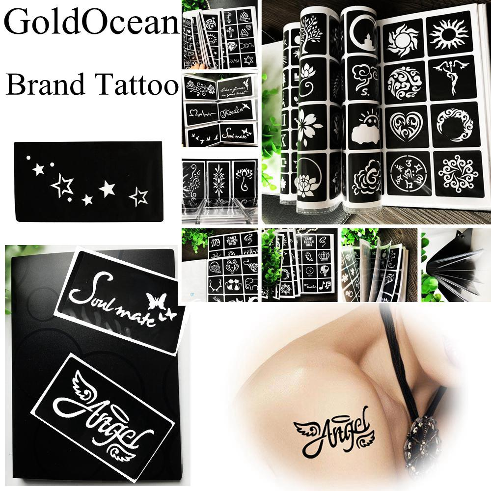 все цены на 1 Book 312 Pattern Tattoo Template Album Book For Body Art Cream Cone Tattoo Stencils For Girls Makeup Airbrush Painting Card