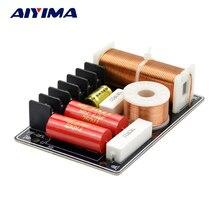 1 шт. 2 способ 2 единицы 200 Вт 2.8 кГц 4, 8 Ом 103*70 мм любителей делитель частоты Усилитель динамик кроссовер фильтр