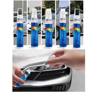 Image 5 - Bolígrafo impermeable para reparación de coches, 12 colores, pintura para reparar arañazos, punto de pintura para quitar arañazos