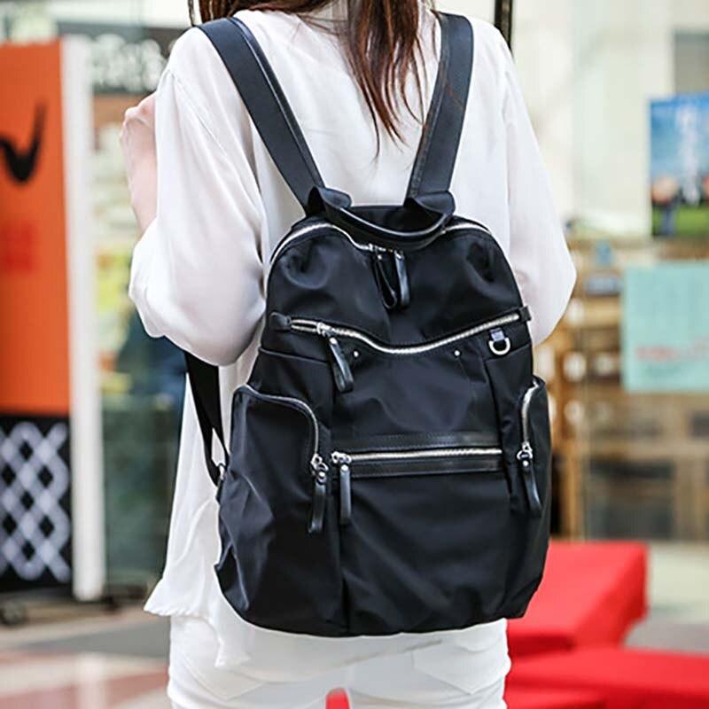 European Oxford Waterproof Backpacks Women Kanken Backpacks Large Capacity Travel Rucksacks Lady School Bag Bagpack for Teenager