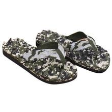 Men Summer Camouflage Flip Flops Shoes Sandals Slipper indoor & outdoor Flip-flops sapato masculino calzado hombre terlik T