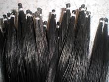 30 Hanks Black Violin Bow hair 32 inches 6 grams each hnak