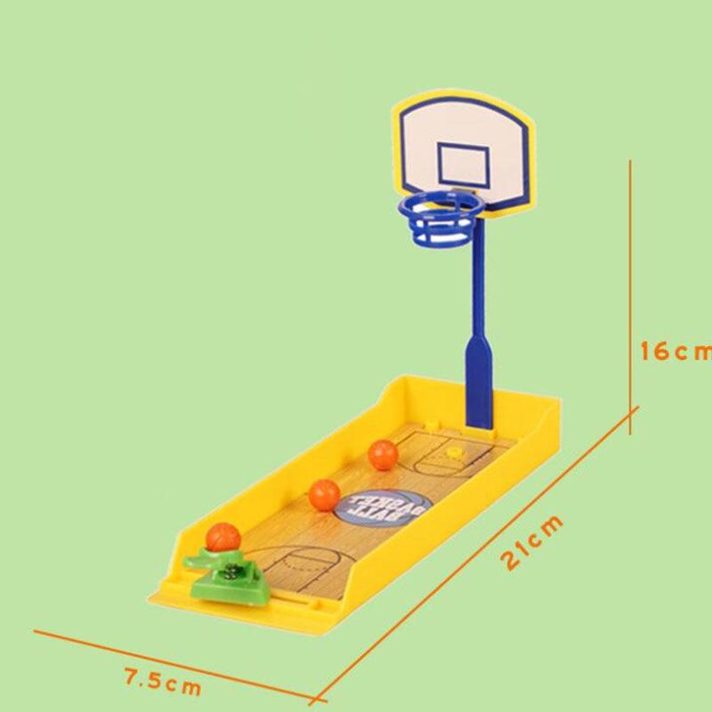 Развивающая игра в хоккей забавное обучение развивающий креативный футбол - Цвет: basketball