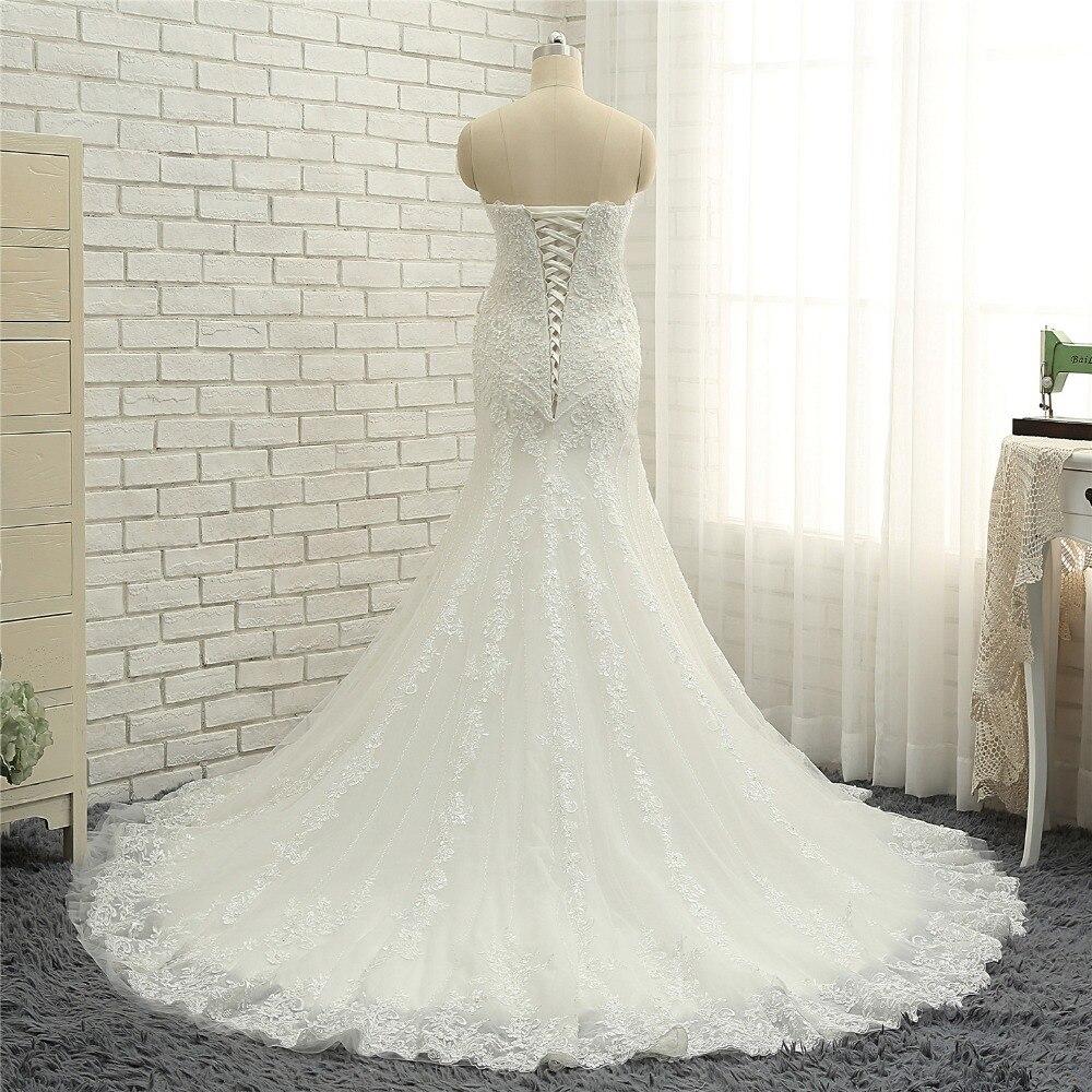 Vestido de casamento Wunderschöne Liebsten Braut Hochzeit Dresess ...