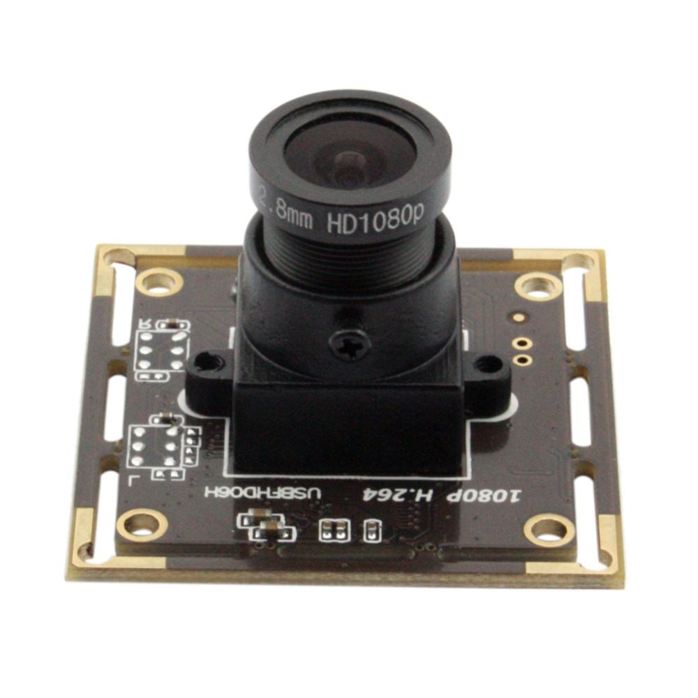 2MP 1080P H 264 USB2 0 1 2 9 Sony IMX322 Low illumination 0 01lux Color