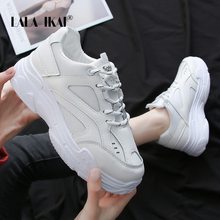 Shoes Lace-up Mesh Women